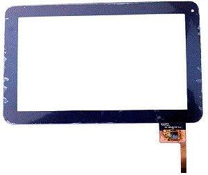 Tela Vidro Touch Tablet Cce Tr91 Tr 91 9 Polegadas