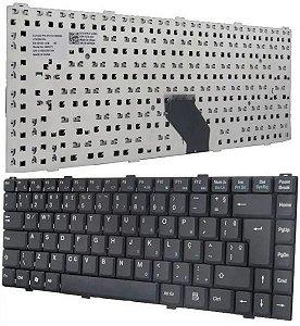 Teclado Notebook Dell 1425 1427 1428 Pk1301s03b0 Pk1301s01b0 Sn5071 Nova Data ND14 Mobile KS01