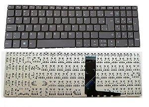 Teclado P/ Lenovo Ideapad 320-15ikb 320-15iap S145-15IWL 330-15ikb 330-15ikbr 330-ast 81fe Sem Iluminação