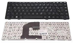 Teclado Para Notebook Hp Probook 6465b Preto Abnt2