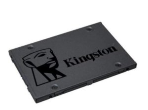"SSD Kingston 2.5"" 120GB - A400 SATA III SA400S37"