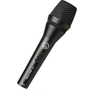 AKG P3S - Microfone Dinâmico Cardioide para voz com chave liga/desliga - Original