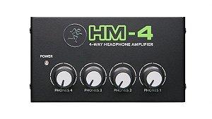 Amplificador Fones de Ouvido HM4 – Mackie