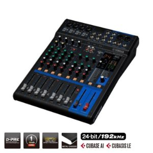 Mesa de Som Analógica 10 Canais MG10XUF - Yamaha