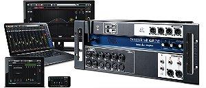 Mesa de Som Digital Wireless 16 Canais UI16 - Soundcraft