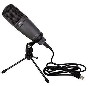 Microfone Condensador USB Studio FNK 02U - Novik