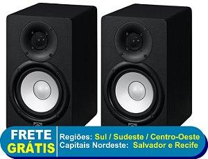 Monitores de Referencia Caixa HS5 Preto (Par) 110V - Yamaha