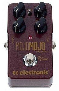 Pedal de Guitarra Mojomojo Overdrive - TC Electronic