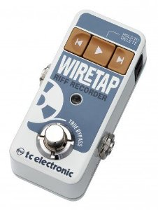 Pedal Wiretap Riff Recorder Gravação - TC Electronic