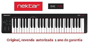 Teclado Controlador MIDI SE49 - 49 Teclas - Nektar