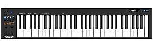 Teclado Controlador Impact GX61 USB MIDI 61 Teclas - Nektar
