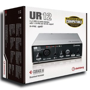 Interface de Audio UR12 - Steinberg