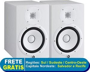 Monitores de Referencia Caixa HS8 Branco (Par) 110V - Yamaha