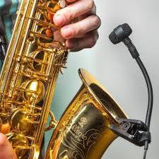Microfone Shure Pga98h Para Instrumentos