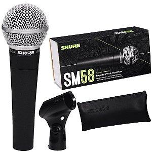 Microfone  Shute SM58 LC