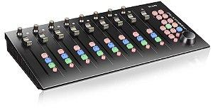 iCON Platform M+ – Superfície Controladora com 8+1 Faders Motorizados