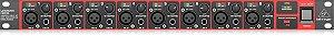 Behringer ADA8200 Conversor Analógico para Digital com Pré-Amp Midas