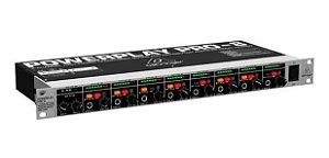 Amplificador Para Fone De Ouvido Power Play HA8000 - Behringer