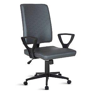 Cadeira Diretor para Escritório Linha Torino Azul