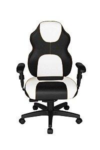 Cadeira Gamer Diretor Linha Gamer Racing Branco