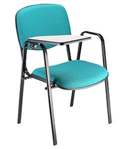 Cadeira Universitária para Auditórios Linha Hotel Auditório Azul