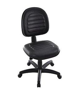 Cadeira Executiva com Back System Linha Office Gomada Preto