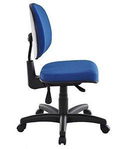 Cadeira Executiva com Back System Linha Robust Azul