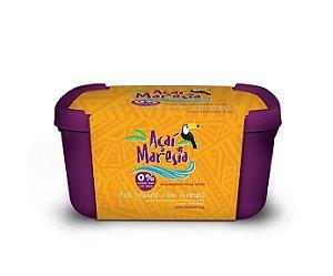 Açaí Maresia com Guaraná - 2kg - Pack com 6 unidades