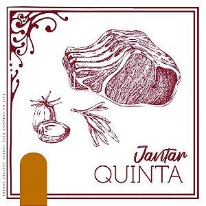Rodízio Jantar Quinta
