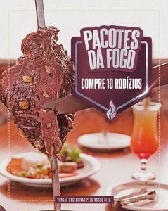 Pacote Rodízio Jantar Terça