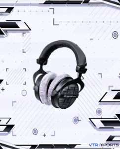 (ENCOMENDA) Beyerdynamic DT 990 PRO 250 ohm Headphone Gray