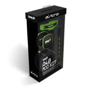 (ENCOMENDA) ASTRO Gaming A40 TR Mod Kit, Noise Cancelling Conversion Kit - Green