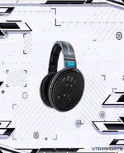 (ENCOMENDA) Sennheiser HD 600 Open-back Audiophile / Professional Headphones