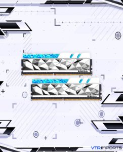 (ENCOMENDA) Memória G.SKILL Trident Z Royal Elite Series 16 GB (2 x 8GB) 288-Pin DDR4 SDRAM DDR4 3600mhz CL14