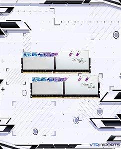 (ENCOMENDA) Memória G.SKILL Trident Z Royal Series 16GB (2 x 8GB) 288-Pin DDR4 SDRAM DDR4 3600mhz CL14