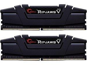 (ENCOMENDA) Memória G.SKILL Ripjaws V Series 16GB (2 x 8GB) 288-Pin DDR4 SDRAM DDR4 4000mhz CL14