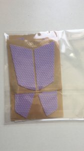 Custom Grip Purple - G102/G305/G Pro com fio