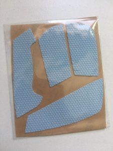 Custom Grip Blue - G403/G603/G703