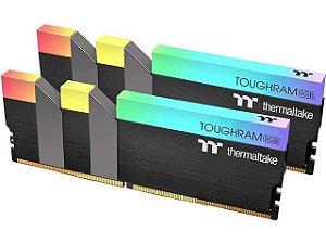 Memória RAM Thermaltake Gray 4600mhz CL19 2x8GB - Totalizando 16GB