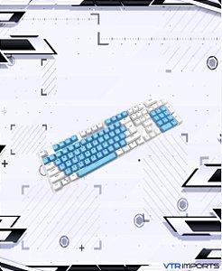 Keycaps Sky Theme PBT 104 Teclas (Teclado Full-Size)