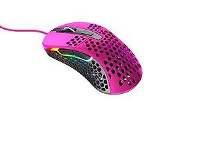 Mouse XTRFY M4 RGB PINK