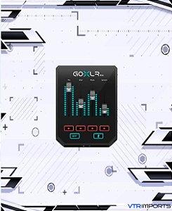 Processador Vocal GO XLR MINI - TC Helicon