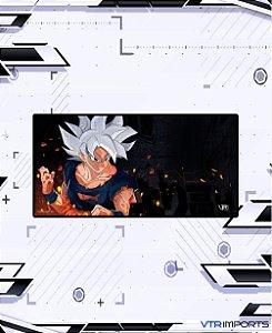 (Disponível em Pré-Venda até 23/10) Mousepad Inked Gaming Anime Edition Collab VTR Imports - Goku Large 90x40cm