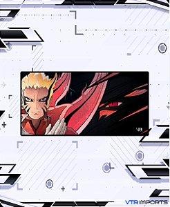 (Disponível em Pré-Venda até 23/10) Mousepad Inked Gaming Anime Edition Collab VTR Imports - Naruto Baryon XXL 120x60cm