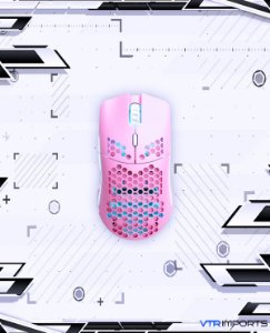 Mouse Glorious Model O Pink (Limited Edition)