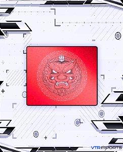 Mousepad Esports Tiger LongTeng Red (48x40 cm)