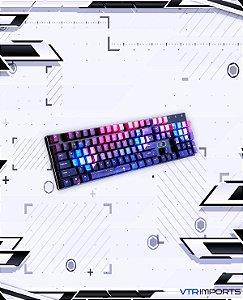 (PRONTA ENTREGA) Keycaps Galaxy (Keyboard Full Size)