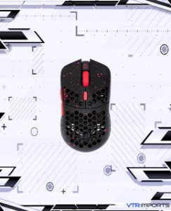 Mouse G-Wolves Hati S HTS Stardust 49g Ultra Lightweight- 3389 Performance Sensor -