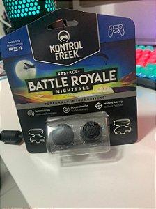(Pronta Entrega) Kontrol Freek Preto Battle Royale para PS4/PS5