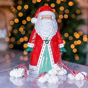 Noel de Bolacha em Cerâmica